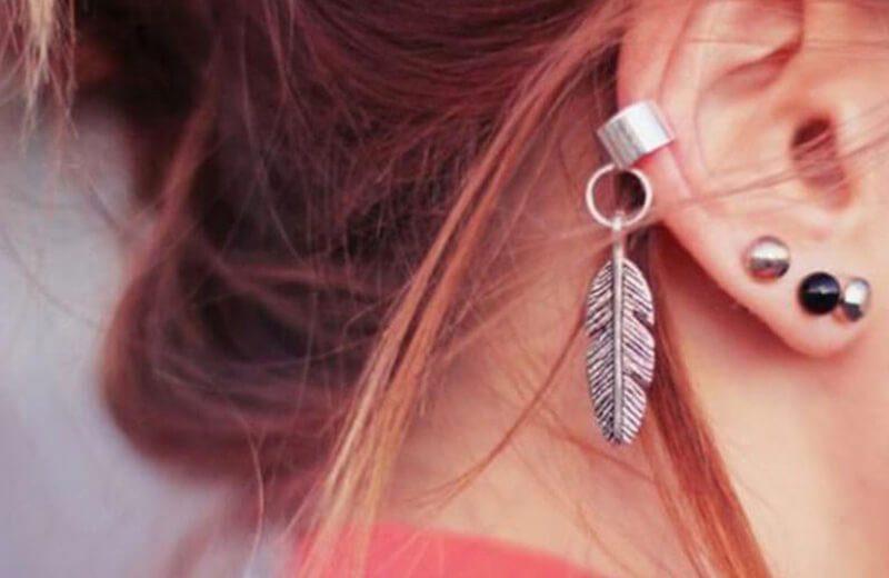 Những việc không nên làm sau khi bấm lỗ tai