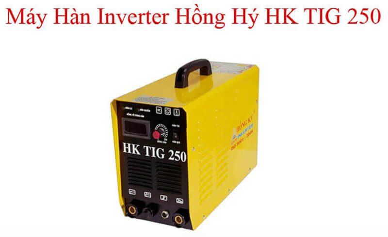 Thông tin về máy hàn Inverter Hồng Ký HK TIG 250