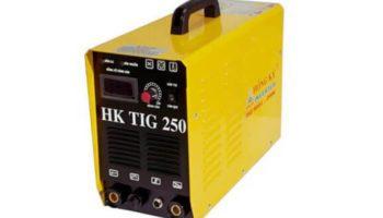 Giới thiệu về máy hàn Inverter Hồng Hý HK TIG 250
