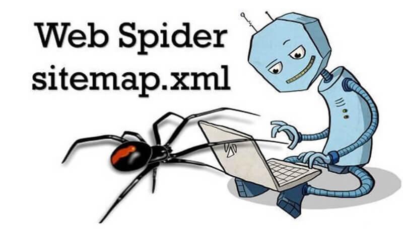 Sitemap giúp Google dễ dàng index nội dung website hơn