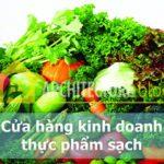 Top các cửa hàng thực phẩm sạch, rau sạch, hoa quả sạch tại TpHCM
