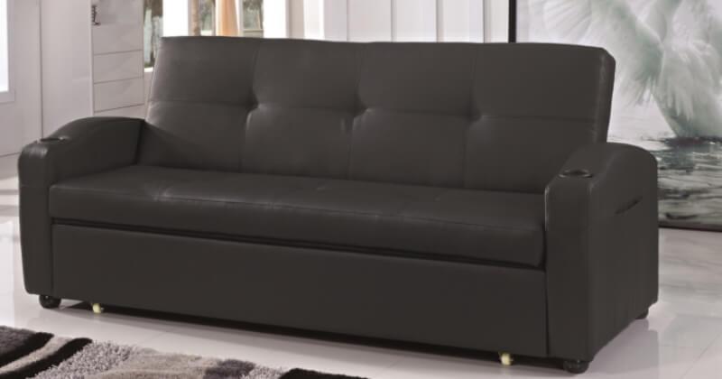 Sofa giường đã trở thành đồ nội thất đa năng phổ biến