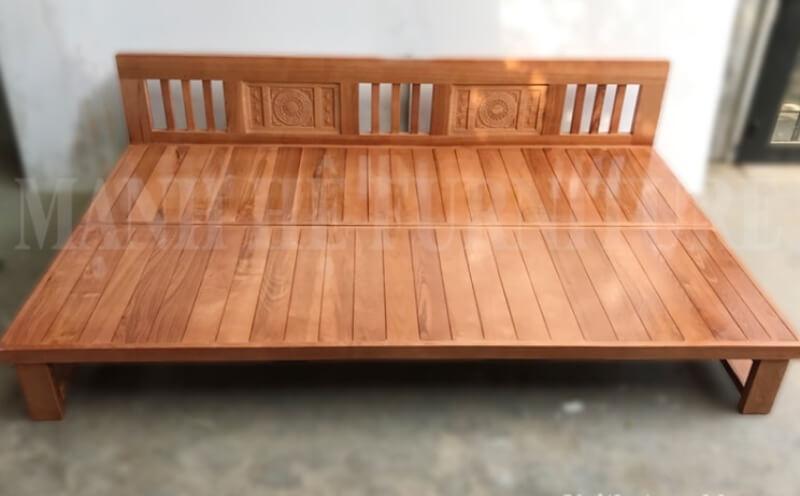 Giường gấp thành ghế giá rẻ, chất lượng cao