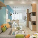 12 Mẹo thiết kế trang trí phòng khách nhỏ đẹp đầy ấn tượng