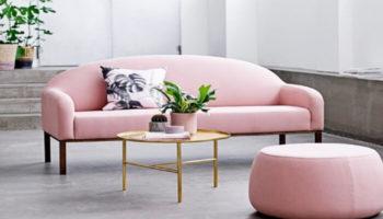 Top 10 mẫu bàn ghế sofa phòng khách nhỏ được ưa chuộng nhất hiện nay